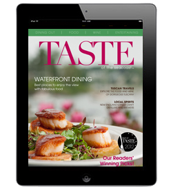 Subscribe to Taste Digital