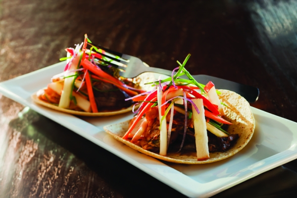 Braised Short Rib Tacos, The District