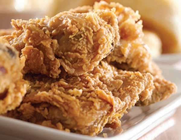 Korean Method of Fried Chicken at The Joinery